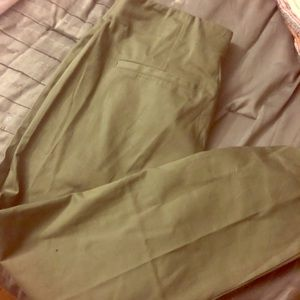 NWOT Old Navy High Rise Pull On Ankle Pant Size 18
